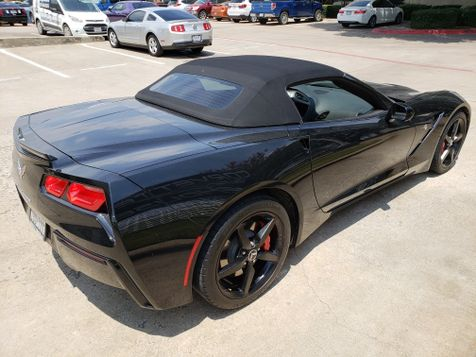 2015 Chevrolet Corvette Convertible Navigation, UQT, Black Alloys, 44k | Dallas, Texas | Corvette Warehouse  in Dallas, Texas