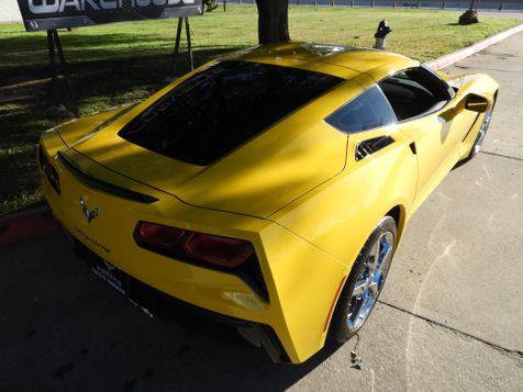2015 Chevrolet Corvette Coupe Auto, NAV, NPP, Chrome Wheels, Only 12k! | Dallas, Texas | Corvette Warehouse  in Dallas, Texas