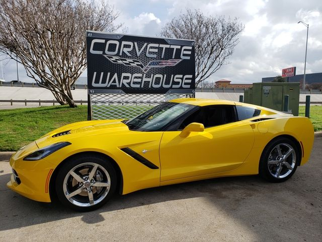 2015 Chevrolet Corvette Coupe Auto, NAV, NPP, Chrome Wheels, Only 12k! | Dallas, Texas | Corvette Warehouse  in Dallas Texas