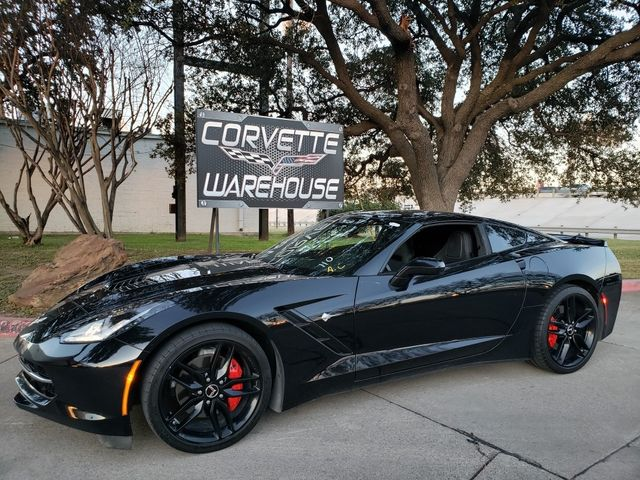 2015 Chevrolet Corvette Coupe ZF1, NAV, NPP, Auto, Black Alloys 74k in Dallas, Texas 75220
