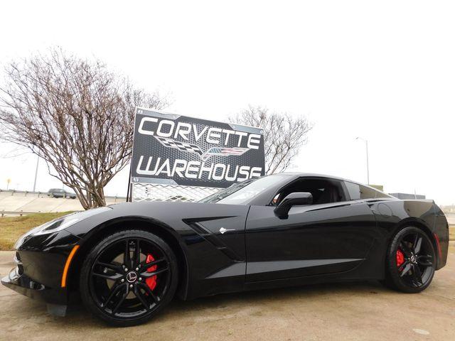 2015 Chevrolet Corvette Coupe ZF1, NAV, NPP, Auto, Black Alloys 74k in Dallas, Texas 75220