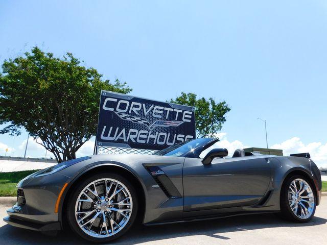 2015 Chevrolet Corvette Z06 3LZ, Z07, 7 Speed, CFZ, Chromes, 1-Owner 4k