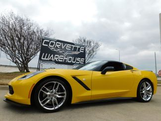 2015 Chevrolet Corvette Coupe Z51, 3LT, NAV, NPP, 1WE, Auto, Chromes 11k in Dallas, Texas 75220
