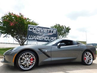 2015 Chevrolet Corvette Coupe Z51, 3LT, NAV, NPP, 1WE, ZR1 Chromes 17k in Dallas, Texas 75220