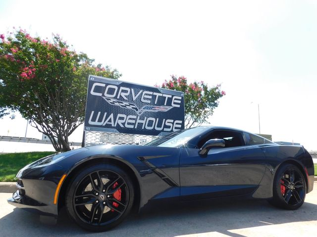 2015 Chevrolet Corvette Coupe Z51, 3LT, NAV, NPP, FE4, Auto, Only 7k in Dallas, Texas 75220