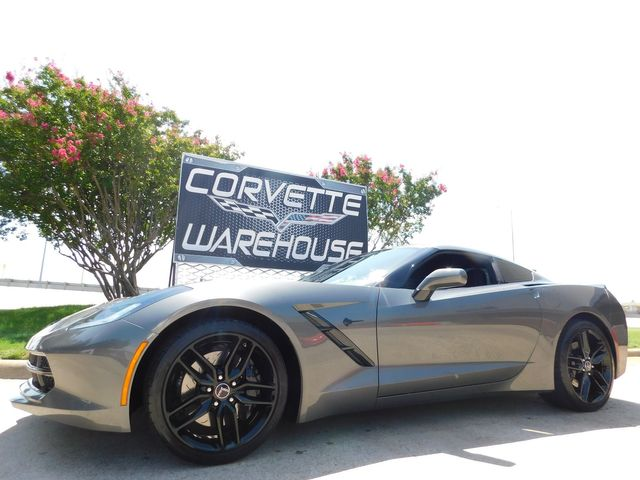 2015 Chevrolet Corvette Coupe Z51, 2LT, NAV, FE4, 7 Speed, Blk Alloys 13k in Dallas, Texas 75220