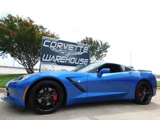 2015 Chevrolet Corvette Coupe Z51, 3LT, NAV, NPP, UQT, Auto, Only 18k in Dallas, Texas 75220