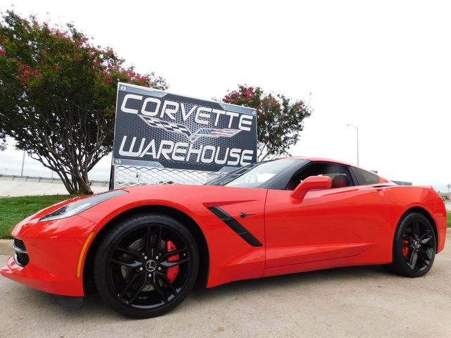 2015 Chevrolet Corvette Coupe Z51, 3LT, NAV, NPP, FE4, UQT, Only 11k