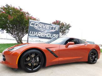2015 Chevrolet Corvette Coupe 2LT, 7-Speed, Mylink, Black Alloys Only 11k in Dallas, Texas 75220