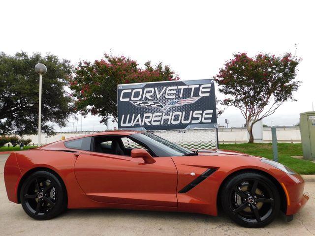 2015 Chevrolet Corvette Coupe 2LT, 7-Speed, Mylink, Black Alloys Only 11k in Dallas, Texas 75220