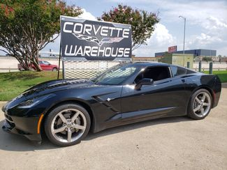 2015 Chevrolet Corvette Coupe 3LT, NAV, NPP, UQT, IWE, Chrome Wheels 70k in Dallas, Texas 75220