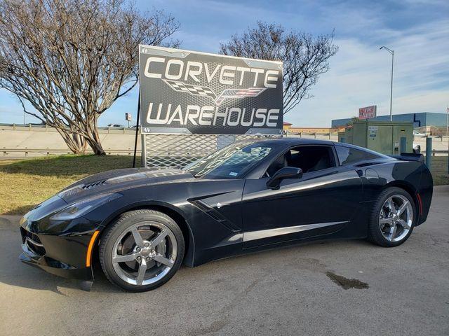 2015 Chevrolet Corvette Coupe 3LT, NAV, NPP, UQT, IWE, Chrome Wheels 72k