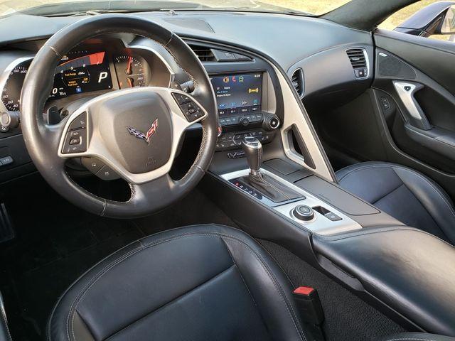 2015 Chevrolet Corvette Coupe 3LT, NAV, NPP, UQT, IWE, Chrome Wheels 72k in Dallas, Texas 75220