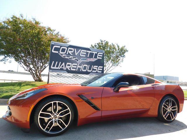 2015 Chevrolet Corvette Coupe Z51, 2LT, FE4, NAV, NPP, Only 21k