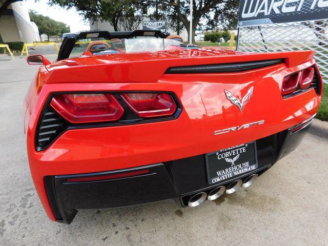 2015 Chevrolet Corvette Convertible 2LT, NAV, NPP, Auto, Chrome Wheels 7k in Dallas, Texas 75220