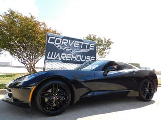 2015 Chevrolet Corvette Coupe Z51, 3LT, NAV, NPP, Auto, Black Alloys 46k in Dallas, Texas 75220