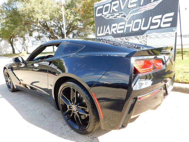 2015 Chevrolet Corvette Coupe Z51, 3LT, NAV, NPP, Auto, Black Alloys 46k in Dallas, Texas 75220