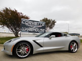 2015 Chevrolet Corvette Coupe Z51, 3LT, NAV, NPP, IWE, Auto, Chromes 43k in Dallas, Texas 75220