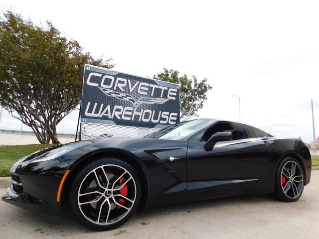 2015 Chevrolet Corvette Coupe Z51, 3LT, NAV, NPP, IWE, Auto, 4k in Dallas, Texas 75220