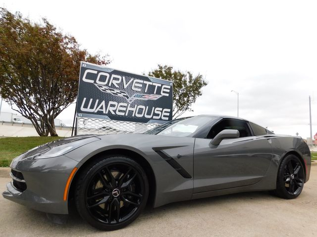 2015 Chevrolet Corvette Coupe Z51, 2LT, Mylink, NPP, Auto 19k in Dallas, Texas 75220