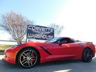 2015 Chevrolet Corvette Coupe Z51, 3LT, NAV, NPP, AE4, Black Alloys 9k in Dallas, Texas 75220