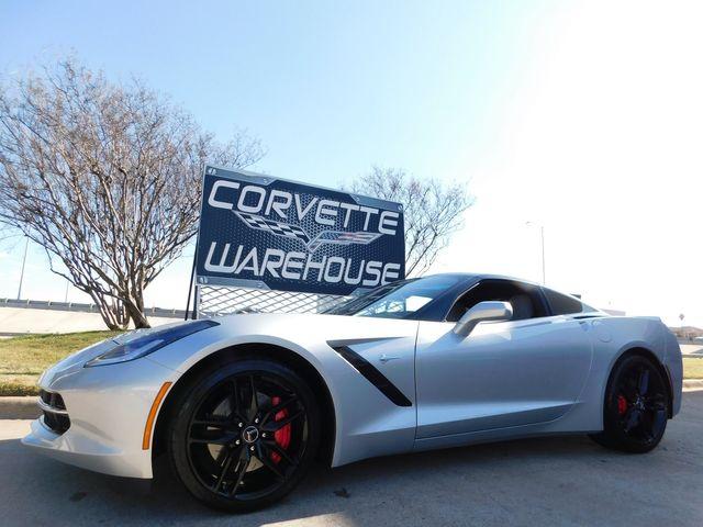 2015 Chevrolet Corvette Coupe Z51, 2LT, NAV, NPP, 7-Speed, Only 9k