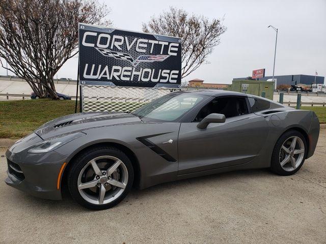 2015 Chevrolet Corvette Coupe 7-Speed, Mylink, Alloys 72k