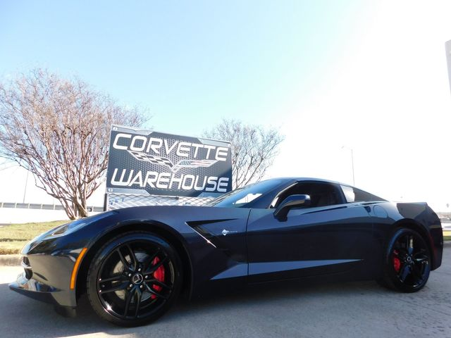2015 Chevrolet Corvette Coupe Z51, 2LT, NPP, Auto, Black Alloys 21k in Dallas, Texas 75220