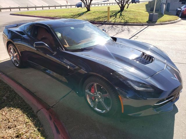 2015 Chevrolet Corvette Coupe 3LT, Auto, NAV, NPP, IWE, UQT, Chromes 70k in Dallas, Texas 75220