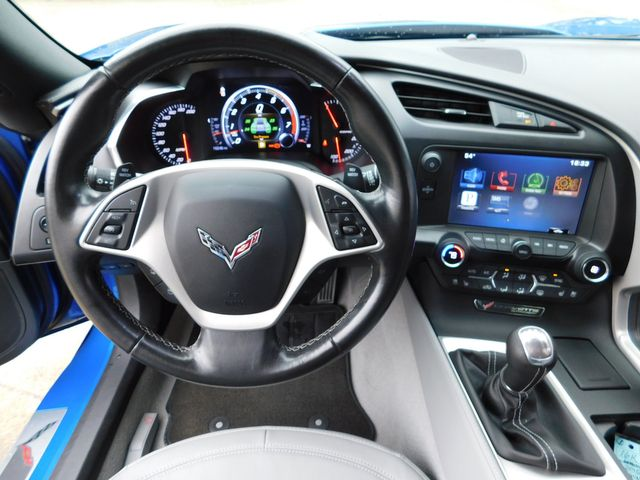 2015 Chevrolet Corvette Coupe Z51, 2LT, 7-Speed, Mylink, Chromes, 16k in Dallas, Texas 75220