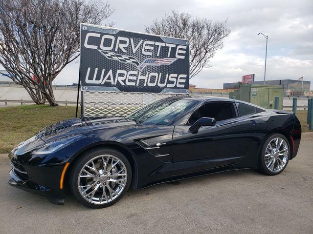2015 Chevrolet Corvette Coupe ZF1, 2LT, Auto, Mylink, NPP, Chromes 22k