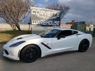 2015 Chevrolet Corvette Coupe Z51, Auto, NPP, EYT, Black Alloys 34k in Dallas, Texas 75220
