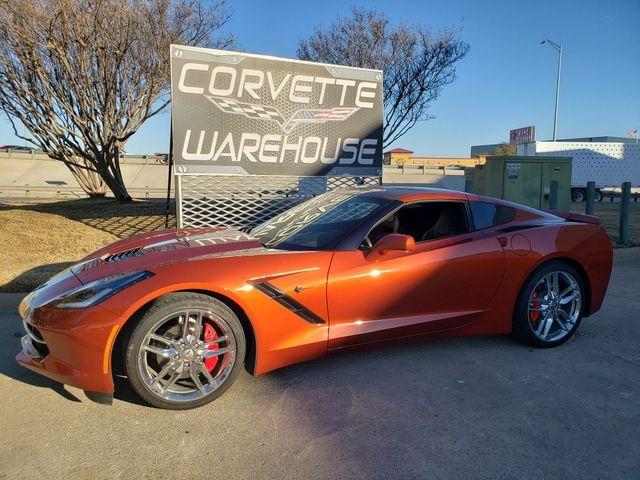 2015 Chevrolet Corvette Coupe ZF1, 3LT, Auto, NAV, NPP, IWE, Chromes 4k