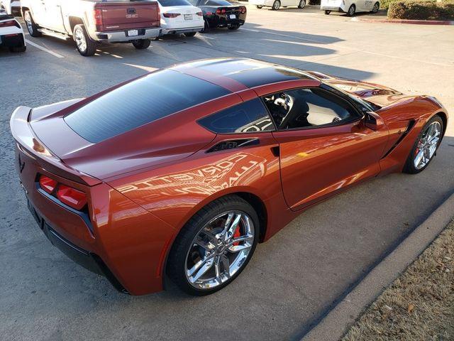 2015 Chevrolet Corvette Coupe ZF1, 3LT, Auto, NAV, NPP, IWE, Chromes 4k in Dallas, Texas 75220