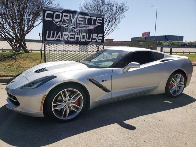 2015 Chevrolet Corvette Coupe Z51, 2LT, Mylink, NPP, EYT, Auto 12k