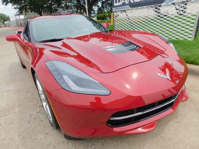 2015 Chevrolet Corvette Coupe Z51 3LT, NAV, NPP, FE4, IWE, PDR, Chromes 8k in Dallas, Texas 75220