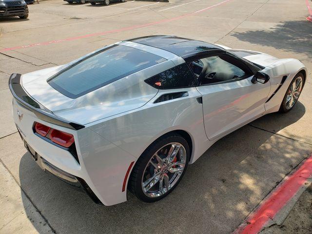 2015 Chevrolet Corvette Coupe ZF1, 2LT, NAV, NPP, PDR, Auto, Chromes 5k in Dallas, Texas 75220