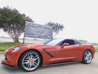 2015 Chevrolet Corvette Coupe Z51, 2LT, 7-Speed,NAV, NPP, PDR, Chromes 14k in Dallas, Texas 75220