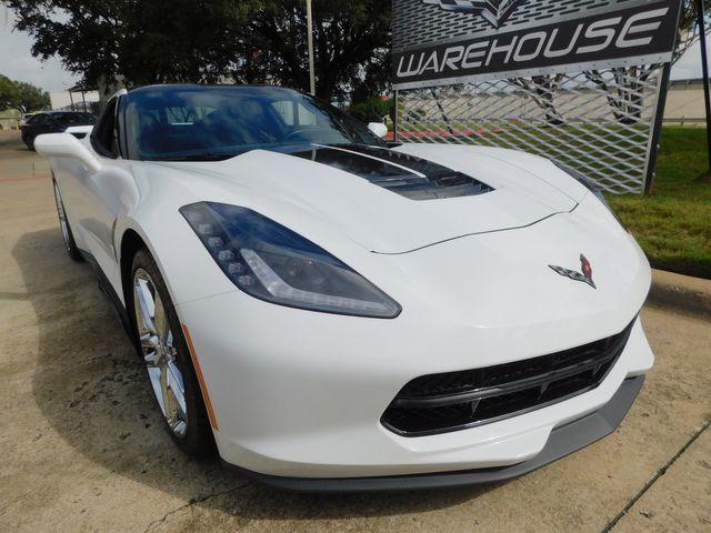 2015 Chevrolet Corvette Coupe Z51, 2LT, NAV, NPP, FE4, Auto, Chromes 33k in Dallas, Texas 75220