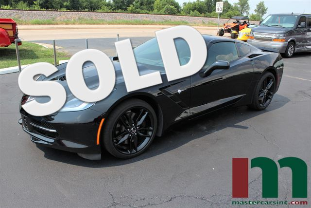 2015 Chevrolet Corvette Z51 3LT | Granite City, Illinois | MasterCars Company Inc. in Granite City Illinois