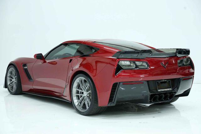 2015 Chevrolet Corvette Z06 3LZ Houston, Texas 9
