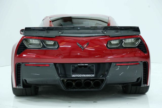 2015 Chevrolet Corvette Z06 3LZ Houston, Texas 10