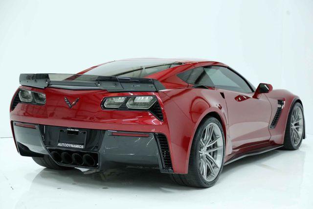 2015 Chevrolet Corvette Z06 3LZ Houston, Texas 11