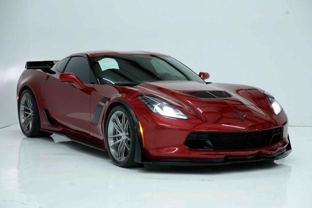 2015 Chevrolet Corvette Z06 3LZ Houston, Texas 1