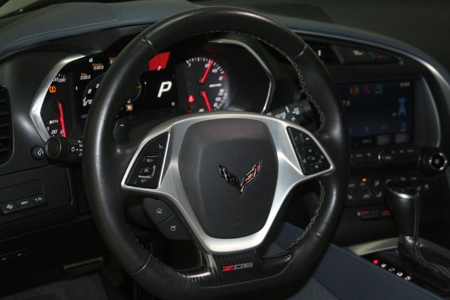 2015 Chevrolet Corvette Z06 2LZ Houston, Texas 25