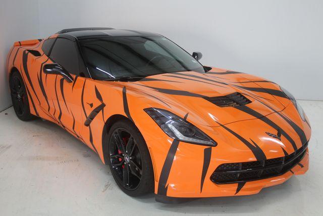 2015 Chevrolet Corvette 3LT Houston, Texas 5