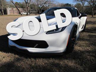 2015 Chevrolet Corvette Z06 3LZ Liberty Hill, Texas