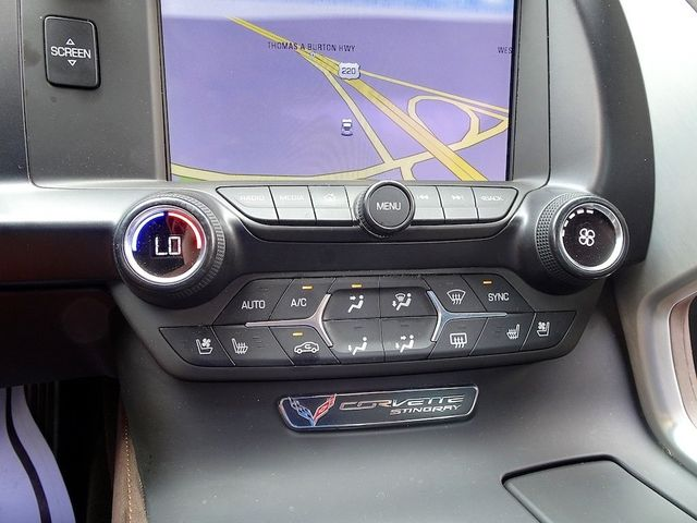 2015 Chevrolet Corvette Z51 3LT Madison, NC 25
