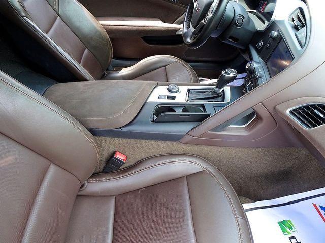 2015 Chevrolet Corvette Z51 3LT Madison, NC 39