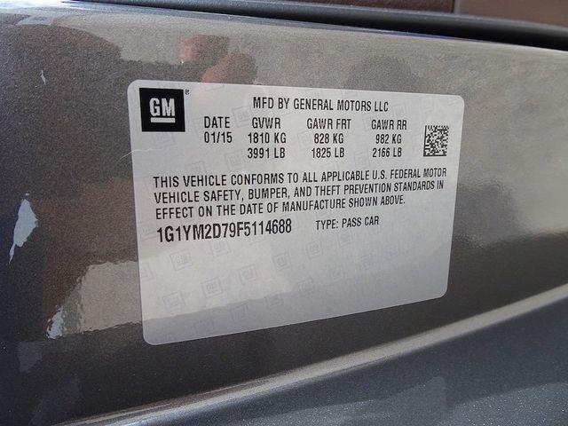 2015 Chevrolet Corvette Z51 3LT Madison, NC 45